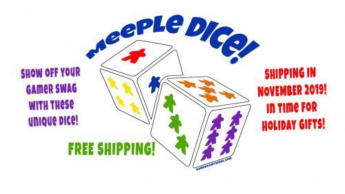 Meeple Dice!!!