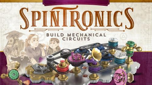 Spintronics: Build mechanical circuits