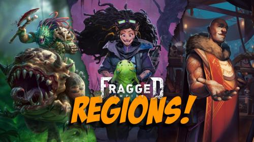 Fragged RPG | Regions.