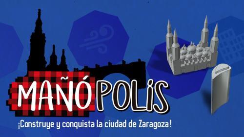 Mañópolis: ¡Construye y conquista la ciudad!