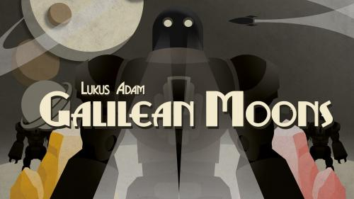 Galilean Moons - A Board Game of Galactic Mining