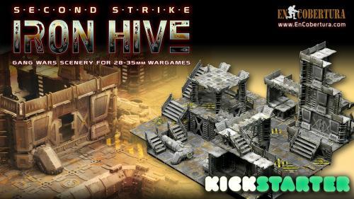 IRON HIVE- Second Strike