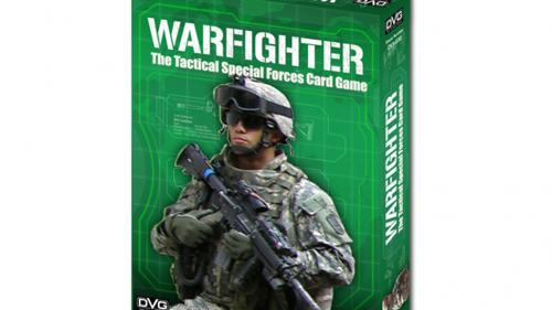 WARFIGHTER - The Tactical Special Forces Card Game