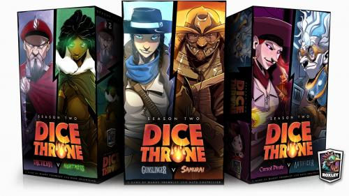 ~ Dice Throne : Season Two ~