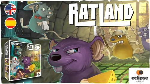 RATLAND: conquest of the sewers!
