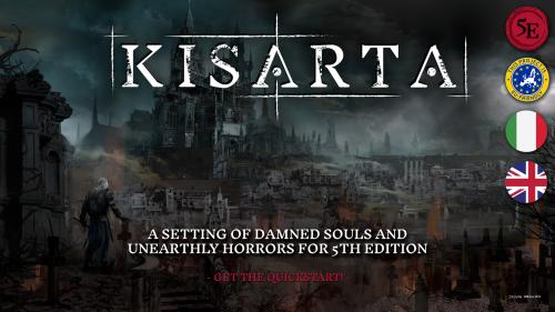 Kisarta, a 5e setting of damned souls and unearthly horrors