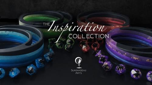 The Inspiration Collection by Sunshadeau Arts