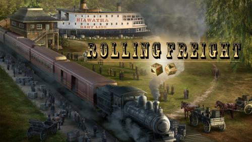 Rolling Freight Board Game