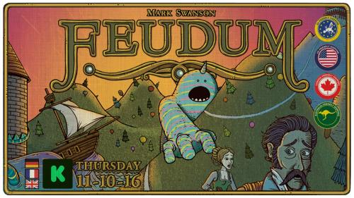 Feudum: A nuanced game of hand & resource management