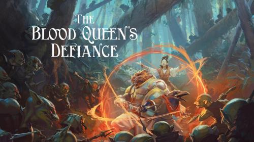 The Blood Queen s Defiance