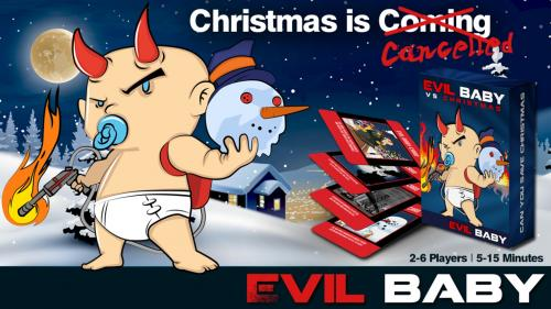 Evil Baby VS Christmas