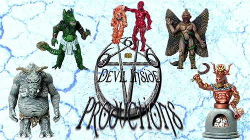 Hell Awaits... Wave 4 - Demon Miniatures