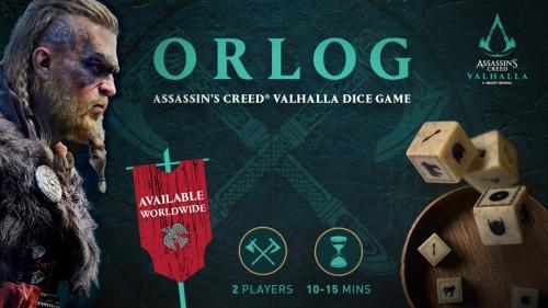 Assassin s Creed Valhalla: Orlog Dice Game