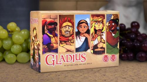 ⚔️ Gladius - A Game of Spectacle and Sabotage
