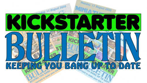 The Kickstarter Bulletin 2021 PWYW (Pay What You Want)
