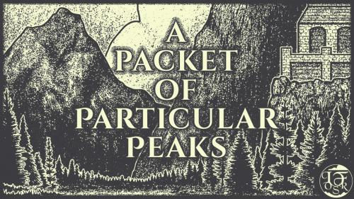 A Packet of Particular Peaks