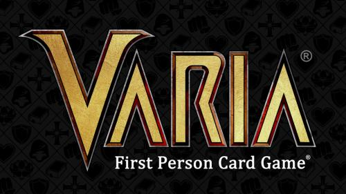 Varia, the First Person Card Game