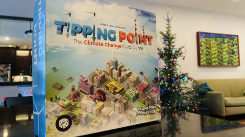 Tipping Point: the climate change card game