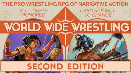 World Wide Wrestling: Second Edition