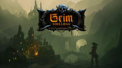 Grim Hollow: The Campaign Guide for 5th Edition