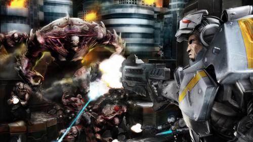 Deadzone: The Sci-fi Miniatures Board Game