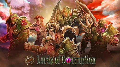 WILLY MINIATURES LORDS OF CORRUPTION 2.0