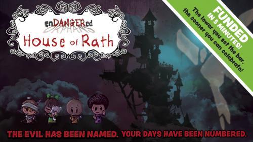 ENDANGERED ORPHANS: HOUSE OF RATH
