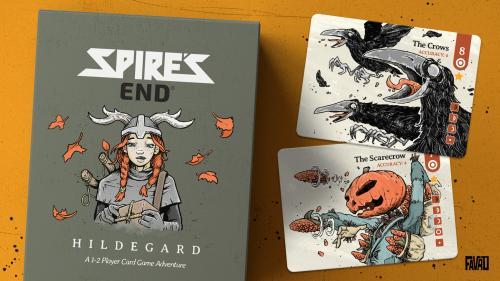 Spire s End: Hildegard