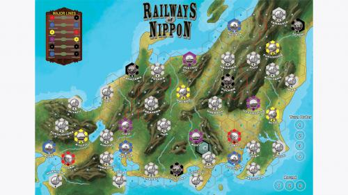 Railways of Nippon: The Next Train Stop on the ROTW Track!