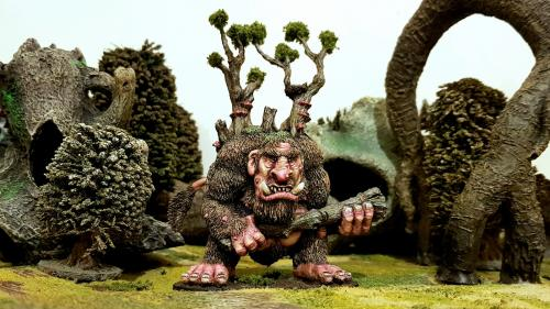 OSM presents Albert the Giant Forest Troll