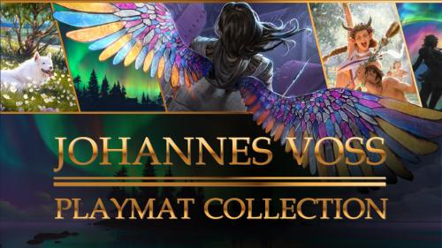 Johannes Voss Playmat Collection