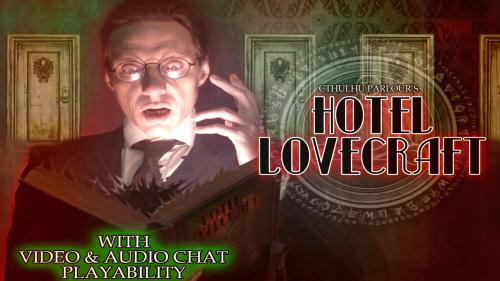 """Cthulhu Parlour s """"Hotel Lovecraft"""""""