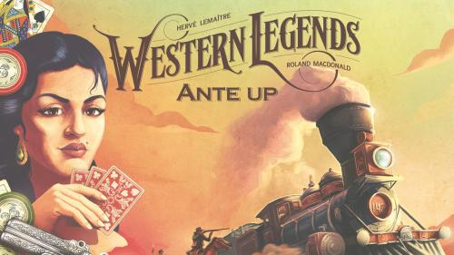 Western Legends: Ante Up!