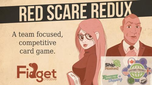 Red Scare Redux - A Competitive Card Game