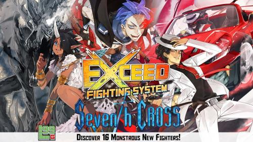 EXCEED Fighting Card Game