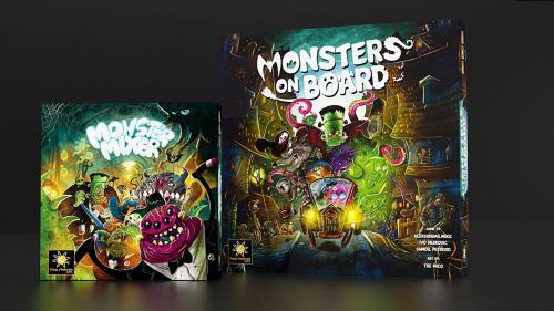 Monsters on Board