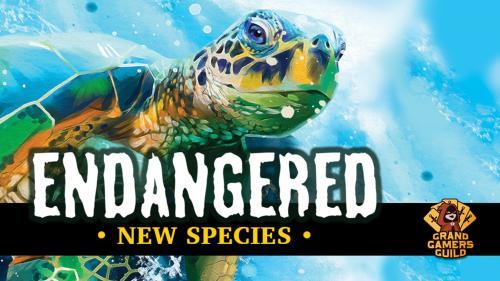 Endangered: New Species