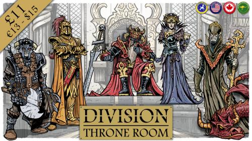 Division: Throne Room