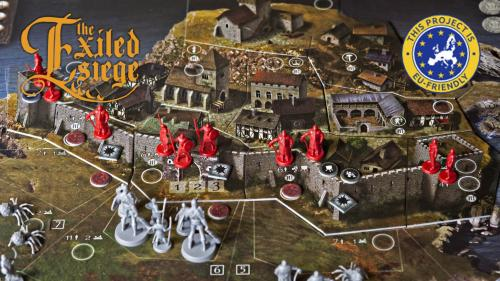 The Exiled: Siege (Butchers expansion and core box)