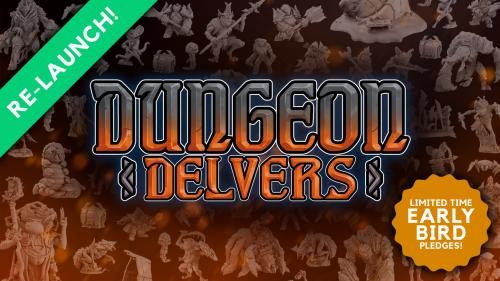 Dungeon Delvers