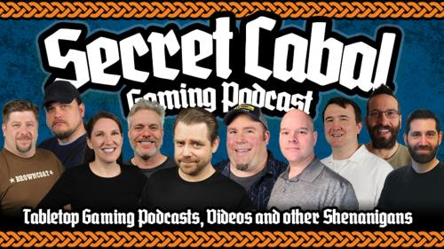 The Secret Cabal Gaming Podcast is at Full Froth in 2020!