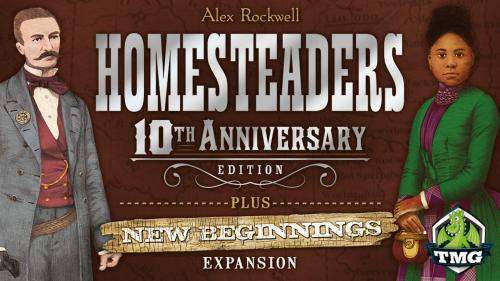 Homesteaders + All New Expansion