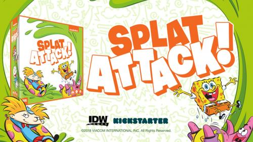 Nickelodeon's Splat Attack!