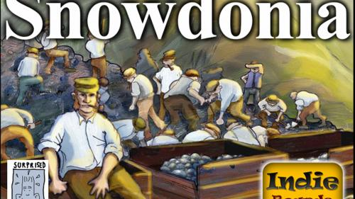 Snowdonia - 2nd Edition and Expansion