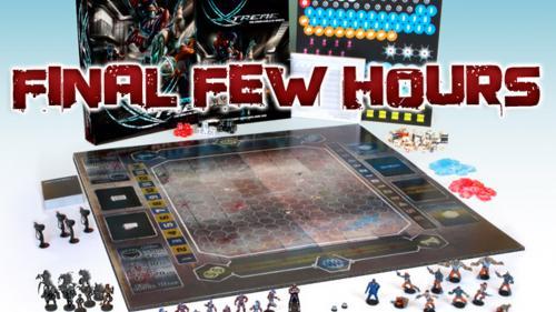 DreadBall Xtreme - The Brutal Sci-fi Sports Board Game