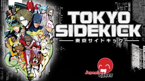 Tokyo Sidekick - Reassemble!