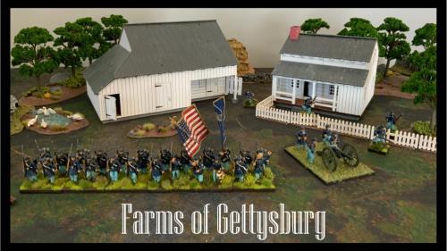Farms of Gettysburg