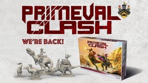 Primeval Clash: We re Back!