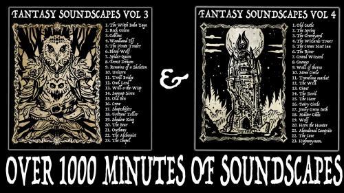 Fantasy Soundscapes Vol 3 & 4