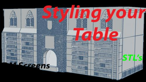 Styling your table